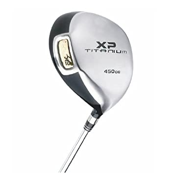 ACER - XP Titanium 3 Golf Driver 450cc 15 degree Golf Club ...