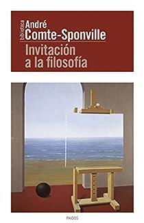 Invitación a la filosofía par Comte-Sponville