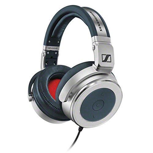 2 opinioni per Sennheiser HD630VB Cuffia Chiusa per Audiofili con Bassi Regolabili, Argento