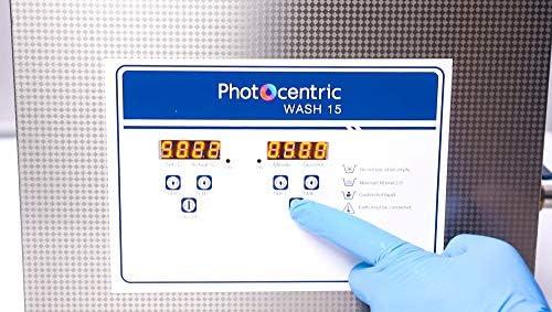 Photocentric 3D Unidad de lavado 15L + Euro Plug (para eliminar el ...