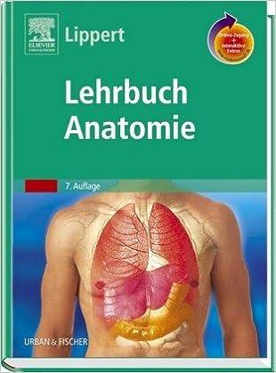 Lehrbuch Anatomie: Amazon.de: Herbert Lippert: Bücher