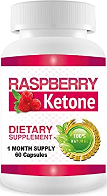 Pure Raspberry Ketone Extract**500MG**No Fillers, No Binders**