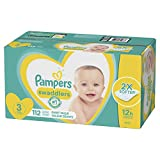 Pampers Swaddlers Diapers Size 3 112 Count