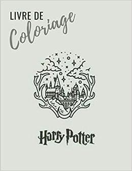 Livre De Coloriage Harry Potter Carnet De Coloriage Harry Potter Cadeau Halloween Pour Filles Garcon Tout Age 2020 2021 Amazon Co Uk Coloriage Hp Poudelard Edition 9798698320821 Books