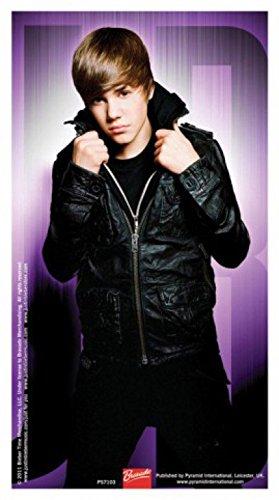 Set: Justin Bieber, De colour púrpura Póster con diseño de ...