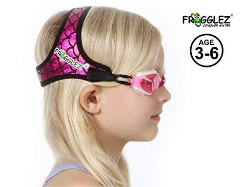 Frogglez Kids Swim Goggles