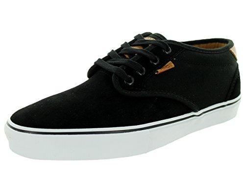 Vans Ferguson Pro Chima Men's Black Shoe Skateboarding White Tan tEwrE