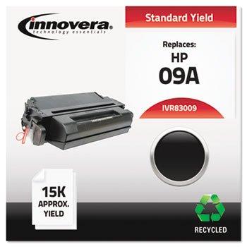 INNOVERA 83009 Toner Cartridge for hp Laserjet 5si, 5si mx, 5si nx, 5si mopier, 8000, Black