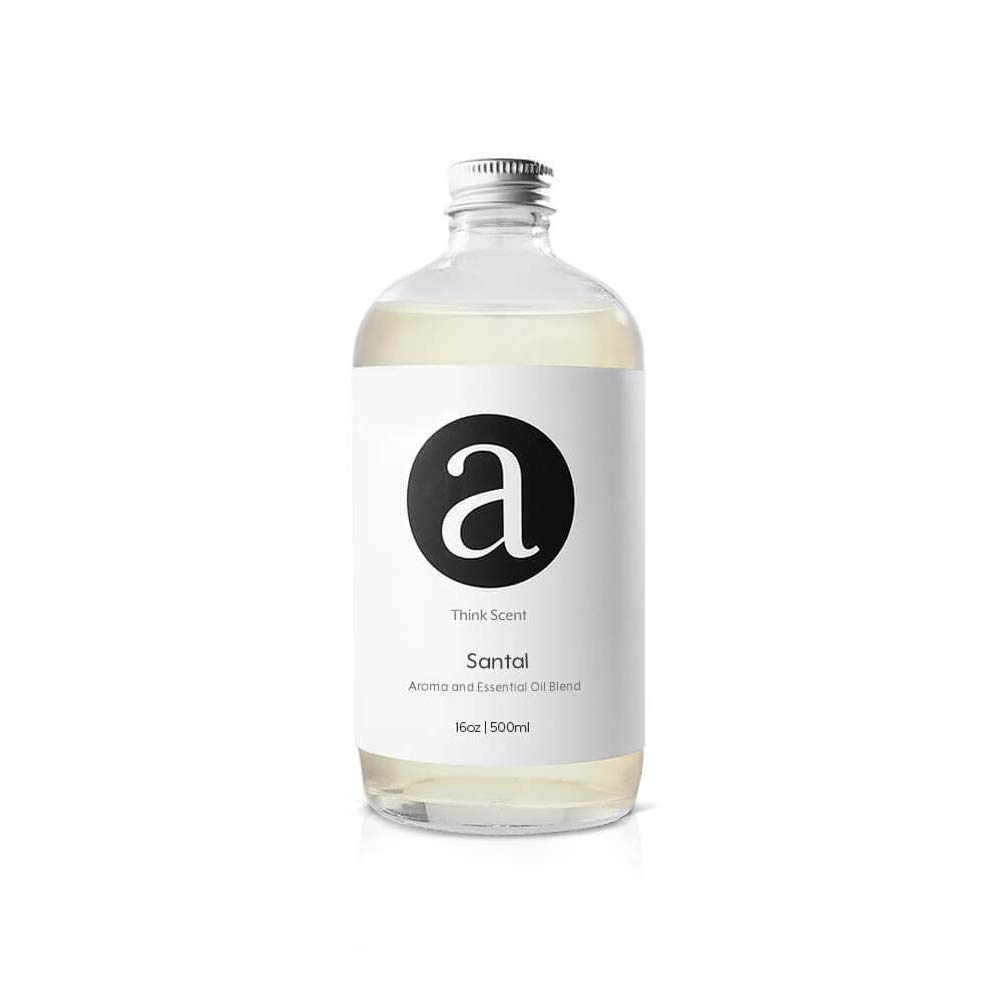 Santal for Aroma Oil Scent Diffusers - 500 milliliter
