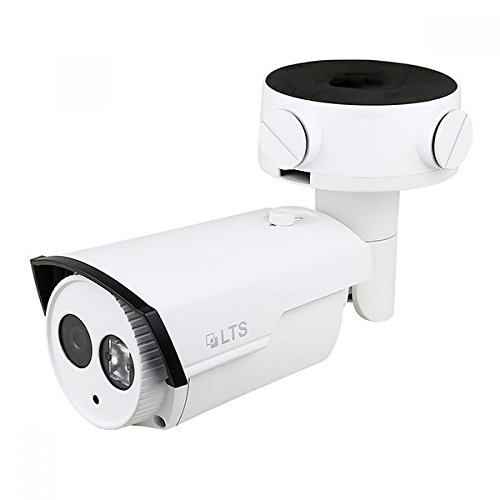 LTS Platinum 2MP 1080p Matrix IR Bullet HD-TVI Camera, 3.6mm, IP66, 12v DC, 130 ft Infrared, UTC/OSD, 3yr