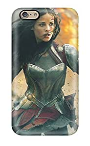High-quality Durable Protection Case For Iphone 6(jaimie Alexander In Thor 2)