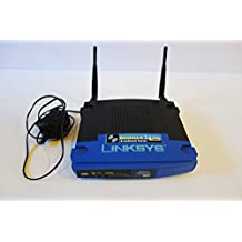Cisco-Linksys WRT54G (Ver. 6) V6 Wireless-G Broadband Router (2.4 GHz -54Mbps)