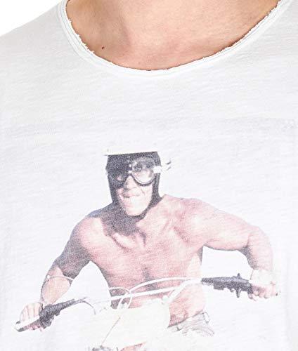 Mcqueen01 1921 shirt T Blanc Homme Coton xpv6n5v8Hw