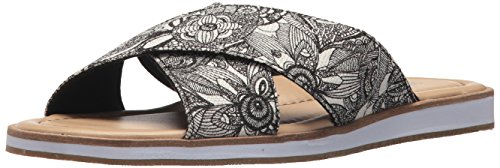The Sak Womens calypso Open Toe Casual Slippers