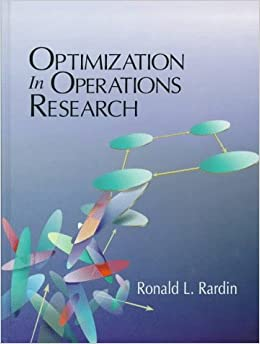 __NEW__ Optimization In Operations Research. Qaeda Corbett Markt projects Terry Proceso stream