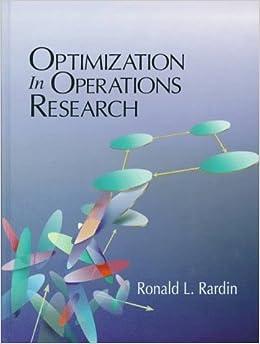 __NEW__ Optimization In Operations Research. Qaeda Corbett Markt projects Terry Proceso stream