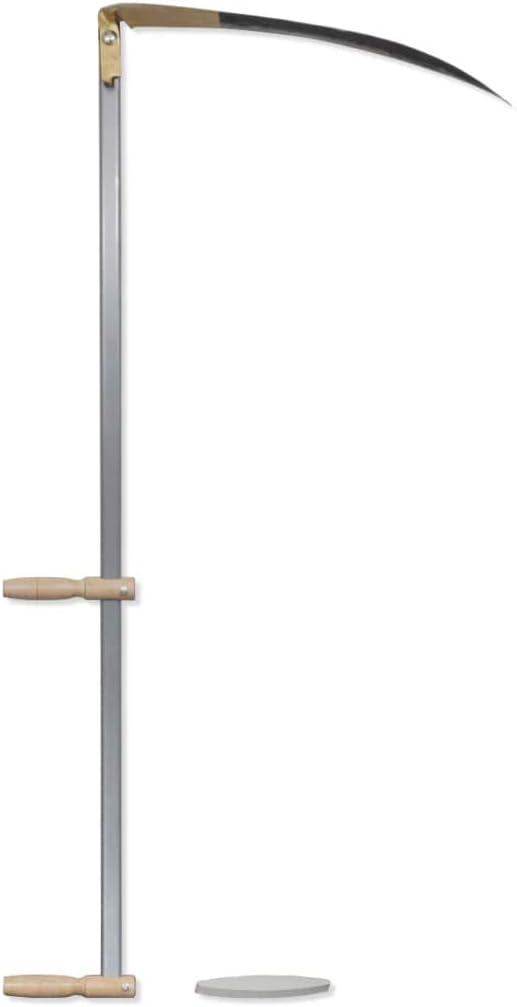 CASTLOVE Grassense mit Schleifstein 140 cm