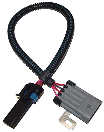 amazon com: michigan motorsports optispark vented wiring harness connector  for lt1 camaro firebird distributor lt1 5 7l v8 chevy buick pontiac  applications: