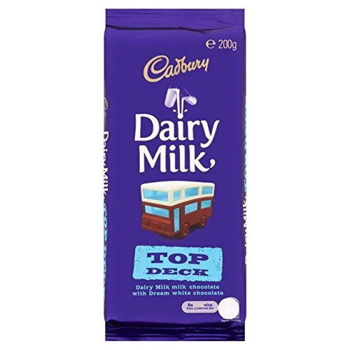 Cadbury Dairy Milk Top Deck - 200g (Top Deck)