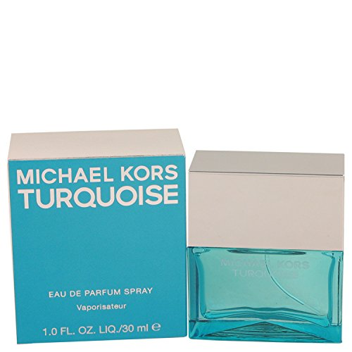 Míchael Körs Tùrquoise Perfumé For Women 1 oz Eau De Parfum Spray +FREE VIAL SAMPLE - Turquoise Kors Michael