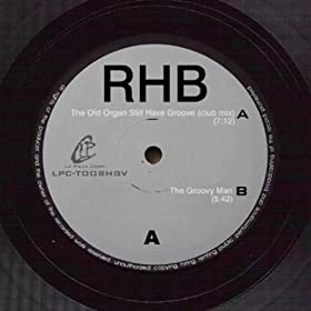 Rhb - The Old Organ Still Have Groove