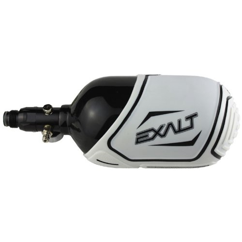 Exalt Paintball Zubehör Tank Cover 45CI / 50CI, Weiß, 62350 Weiß