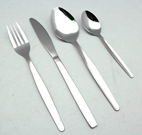 EXZACT-EX826-16pcs-cubertera-acero-inoxidable-4-x-cena-tenedors-4-x-cuchillos-4-x-cucharas-cena-4-x-cucharaditas