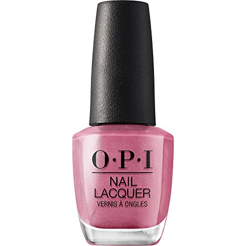 OPI Nail Lacquer, Not So Bora-Bora-ing Pink -