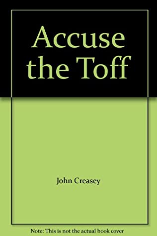 book cover of Accuse the Toff