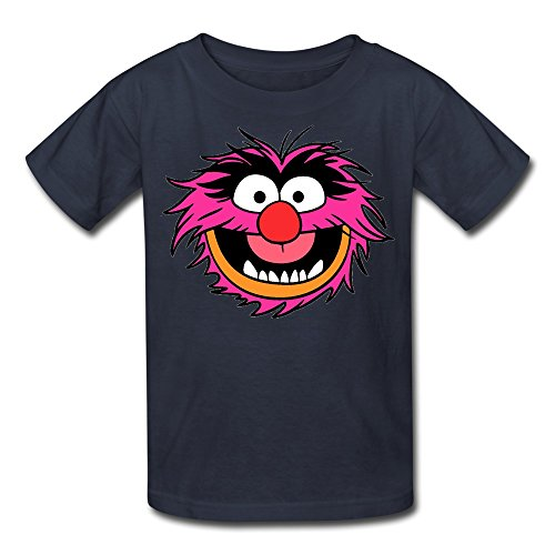 Youth Boys'/Girls' Love Muppets Most Wanted Jumbo Animal Cartoon T-Shirt