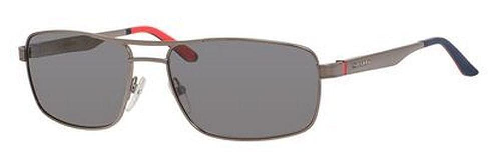 6865401d8a5c Amazon.com: Carrera 8011/S Sunglasses Matte Black/Gray Polarized: Clothing