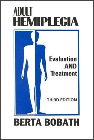 Adult Hemiplegia Evaluation And Treatment Evaluation And Treatment