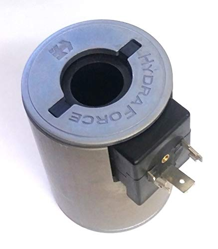 (HY 6956024 - Hydra Force E Coil 3 Prong DIN 24 Volt DC Fits 12 Hydraforce Stems (3/4
