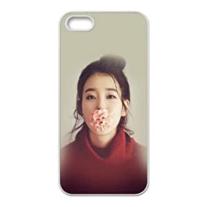 iPhone 4 4s Cell Phone Case White he82 kpop iu singer music cute girl sexy Leqxf