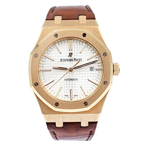 Audemars Piguet Royal Oak Automatic-self-Wind Male Watch 15400OR.OO.D088CR.01 (Certified Pre-Owned)