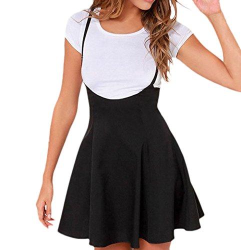 HX fashion Faldas Mujer Verano Elegante Retro Años 50 Falda ...