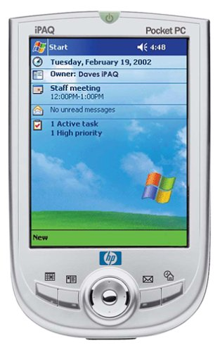 HP iPAQ 1910 Pocket PC by HP