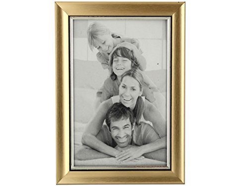 bulk buys PF030 Small Gold & Silver Photo Frame