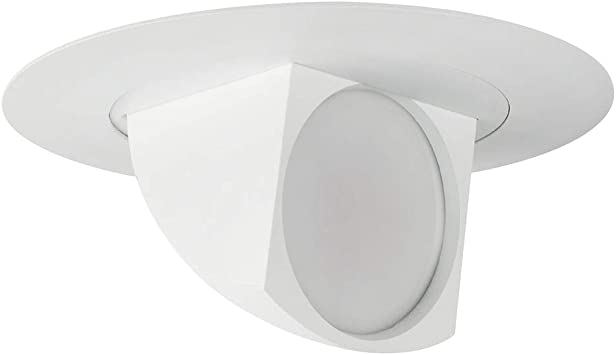 75W equivalent 12.3W 925 LM Retrofit kit 6 Piece Feit Electric LEDR56B//950CA//MP//6 5//6 inch LED Recessed Downlight Baffle Trim 5000K Day Light Energy Star Dimmable UL