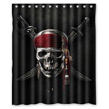 Yestore Superior Custom Pirate WaterProof Polyester Fabric