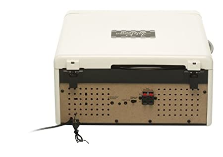 Ricatech RMC100 tocadisco - Tocadiscos (3.5 mm, Color Blanco ...