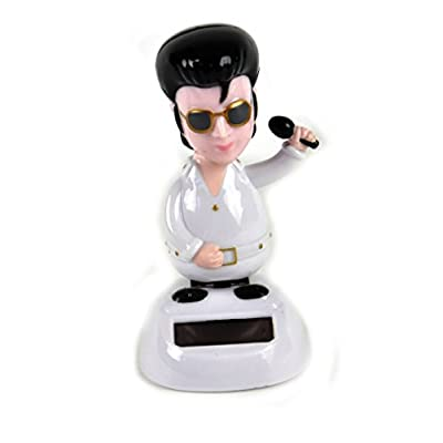 Puckator Novelty Elvis Solar Pal: Kitchen & Dining