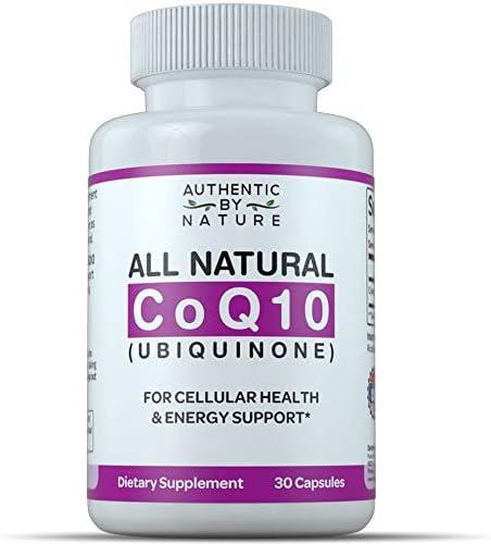 Enhanced Absorption Supplement Ubiquinol Cholesterol