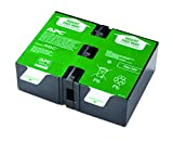 APC UPS Replacement Battery Cartridge for APC UPS Model BR1000G and select others (APCRBC123) image