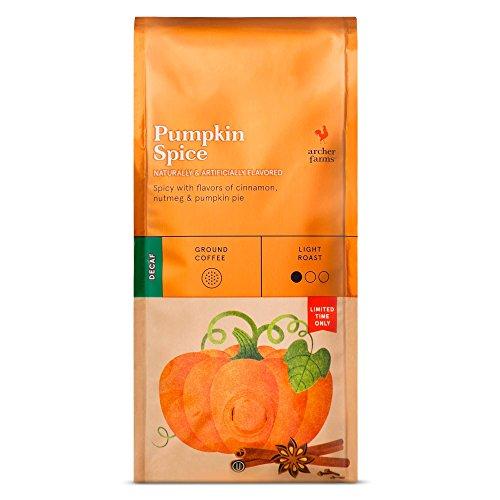 (Archer Farms Pumpkin Spice Ground Coffee 12 Ounce)