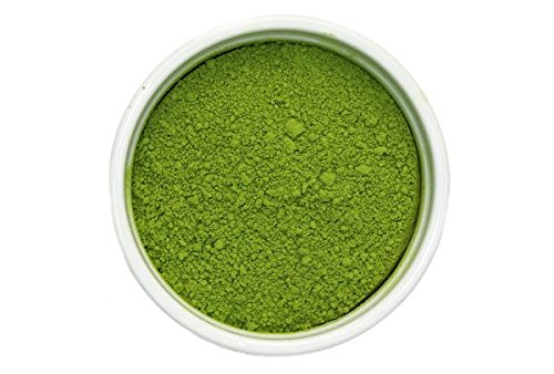 Tealyra - 3.50-ounce - Samurai Japanese Matcha Green Tea - Ceremonial Grade - Best Pure Matcha Powder - Organic - Kyoto, Japan - Best Healthy Drink - Hight Antioxidants - Energy Boost - 100g Bag by Tealyra