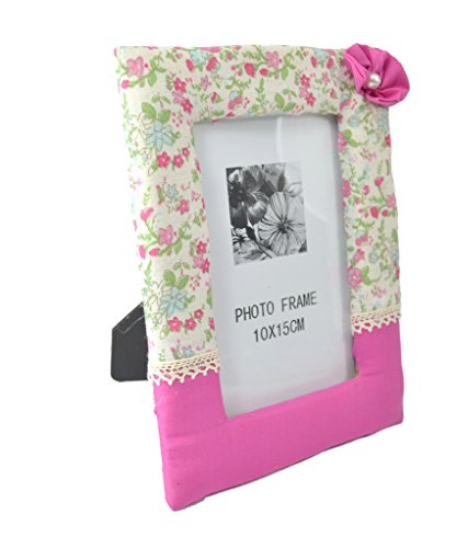 (Fabric Picture Frame Covered)