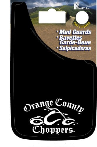 Orange County Choppers Logos (Orange County Choppers Logo Easy Fit Mud Guard - Set of 2)