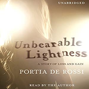 Unbearable Lightness | Livre audio