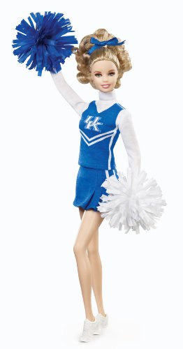 Barbie Collector University of Kentucky Doll -